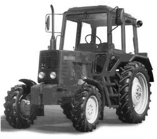 Трактор МТЗ 82 Р