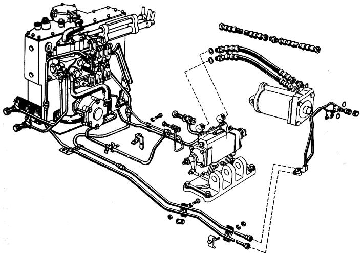 Мтз 82 ремонт гидравлики своими руками 38