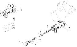 ЯМЗ 240 НМ2 Сливной кран