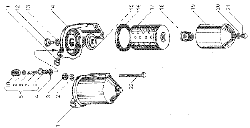Фильтр тонкой очистки топлива ЯМЗ 7511.10