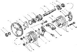 ЯМЗ 236 НЕ2 Маслоочиститель центробежный