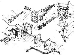 ЯMЗ 236 БE : Корректор подачи топлива по наддуву