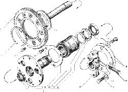 ЯМЗ 236 БЕ Топливные трубопроводы