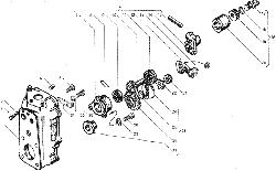 ЯМЗ 236 БЕ Регулятор частоты вращения