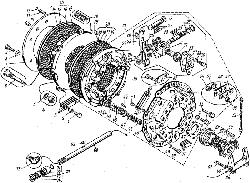 ЯМЗ 7601.10 Сцепление ЯМЗ-183