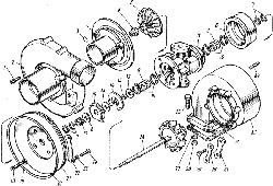 ЯМЗ 8421.10 Фильтр тонкой очистки топлива