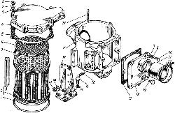 ЯМЗ 8421.10 Муфта опережения впрыскивания топлива