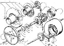 Фильтр тонкой очистки топлива ЯМЗ 8424.10