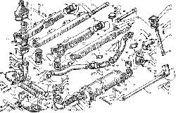 ЯМЗ 8424.10 Муфта опережения впрыскивания топлива