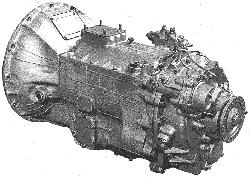 ЯМЗ 850.10 Привод датчика тахометра
