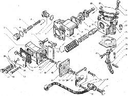 ЯМЗ 238ДЕ-11 Корректор подачи топлива по наддуву