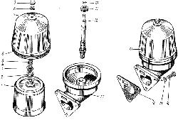 ЯМЗ 238 АМ Фильтр центробежной очистки масла