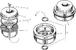 ЯМЗ 238 ИМ Воздушный фильтр
