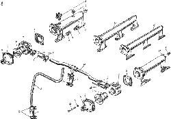 ЯМЗ 238 НД Термостаты системы охлаждения