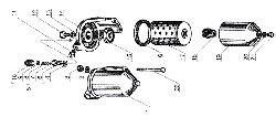 Фильтр тонкой очистки топлива ЯМЗ 238 Б