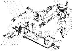 ЯМЗ 238 Д Корректор подачи топлива по поддуву