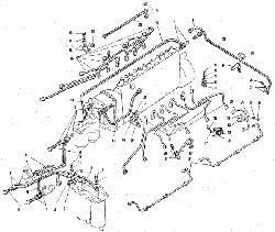 ЯMЗ 240 M2 : Топливный насос высокого давления