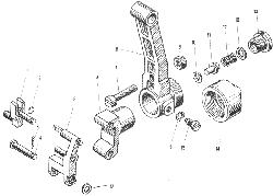 ЯMЗ 240 M2 : Корректор