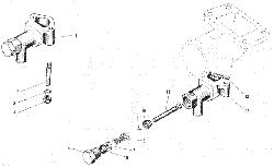 ЯMЗ 240 M2 : Сливной кран