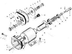 ЯMЗ 240 M2 : Реле стартера